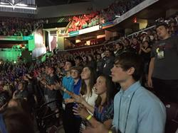 Click to view album: 2015 Steubenville Youth Conference
