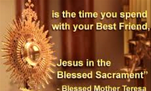 Live Streaming Mass, Eucharistic Adoration and Divine Mercy